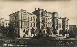 RIGA. AUGSTSKOLA - LABORATORJIO. BELLA CARTOLINA VIAGGIATA 1926 - Lettonia
