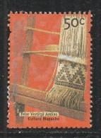 Argentina 2000 Scott #2127 (U) Loom Mapuche Culture - Argentine