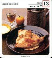 Lapin Au Cirdre - Recettes De Cuisine