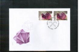 Slowenien / Slovenia 2001 Mineral   FDC - Minerals