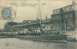 59 DUNKERQUE / Bâtiments De La Défense Mobile, Le Contre Torpilleur Durandal / - Dunkerque