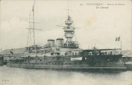 59 DUNKERQUE / Marine De Guerre, Un Cuirassé / - Dunkerque