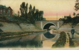 59 TOURCOING / Le Pont Viaduc / - Tourcoing