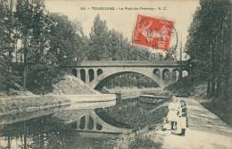 59 TOURCOING / Le Pont Du Fresnoy / - Tourcoing