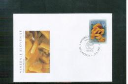 Slowenien / Slovenia 1997 Mineral   FDC - Minerals