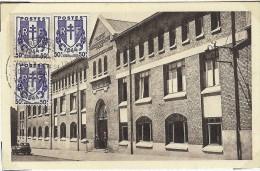 LBL35A-  FRANCE - REIMS ARMISTICE - CÉRÉMONIE DE LA REMISE DE LA SALLE A LA VILLE 7/7/1945 - Guerre Mondiale (Seconde)