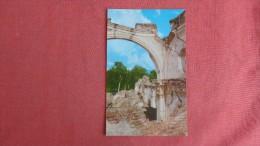 > Guatemala  Ruins Of La Recoleccion Church ========   ======89 - Guatemala