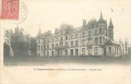 """CPA FRANCE 28 """"Charbonnières, Le Chateau"""" - Autres Communes"""