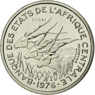 Afrique Centrale, République Du Gabon, 50 Francs Essai - Gabon