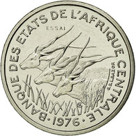 Monnaie, West African States, Franc, 1976, FDC, Steel, KM:8 - Gabón