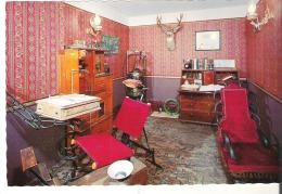 Territory Junction, Ground Floor Level, Montana Historical Society, Helena, Montana  Frontier Dentist's Office - Helena