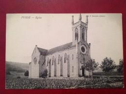 71 Saone Et Loire Cpa  FUISSE Eglise - Sonstige Gemeinden