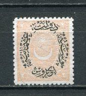 Türkei Nr.43         (*)  No Gum       (245) - 1858-1921 Empire Ottoman