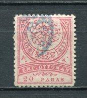 Türkei Nr.46 A         O  Used       (247) - 1858-1921 Empire Ottoman