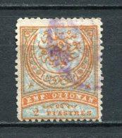 Türkei Nr.52         O  Used       (252) - 1858-1921 Empire Ottoman