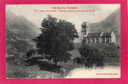 65 HAUTES-PYRENNEES LUZ-ST-SAUVEUR, Chapelle Solférino, Pic De Viscos, Animée, (Labouche, Toulouse)