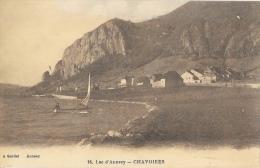 Lac D'Annecy - Chavoires (Haute-Savoie) - Voilier - Edition A. Gardet - Carte Non Circulée - Francia