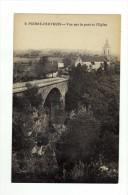 Cpa N° 6 PIERRE PERTHUIS Vue Sur Le Pont Et L´Eglise - Unclassified