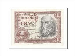 Espagne, 1 Peseta, 1953, KM:144a, 1953-07-22, SUP - [ 3] 1936-1975 : Régence De Franco