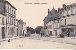 BARBEZIEUX  EN CHARENTE  LE MAGASIN GILBERT  AVENUE GAMBETTA - France