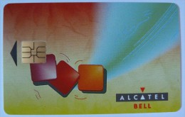 BELGIUM - Alcatel - Bell - Chip - Smart Card Demo - First Trial Issue - Mint - Belgien
