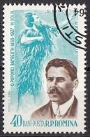 1608 Romania 1964  Cantanti Lirici : D. Popovici Nella Parte Di Alberich Opera - Music
