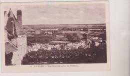(R2)INDRE ET LOIRE , LUYNES , Vue Prise Du Chateau - Luynes