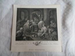 GALERIE DE MONSEIGNEUR LE DUC D´ORLEANS 18° LA CIRCONCISION DE NOTRE SEIGNEUR - Prints & Engravings