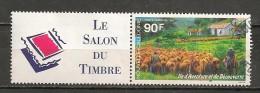 Timbres - Océanie - Nouvelle-Calédonie - 1994 - 90 F. - Le Salon Du Timbre - Ile D'aventure Et De Découverte - - Neukaledonien