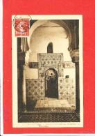 SIDI BOU MEDINE Cpa Porte D ' Entrée Du Tombeau      4 LL - Argelia