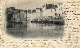 CPA   13  MARTIQUES---QUARTIER DE BRESCON---1901 - Martigues
