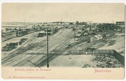 Montevideo  Bellavista Talleres Del Ferrocarril No 21 Almera - Uruguay
