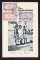 SOM-12 ENFANTS DE TRUPS GONURLIS - Somalie