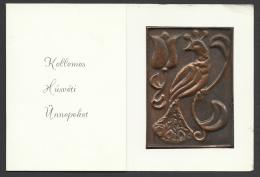 Hungary,  Easter Greetings,Mythological Bird. - Easter