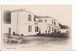Port Say (Marsa Ben M'Hidi) - Frontière Marocaine - Bureau De Douane / Edition Geiser - Algeria