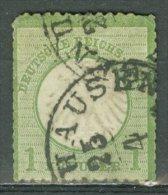 DEUTSCHES REICH 1872: Mi 7 / YT 7, O - KOSTENLOSER VERSAND AB 10 EURO - Germania
