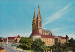 Zagreb, Kaptol Old Postcard Not Travelled Bb160201 - Croacia