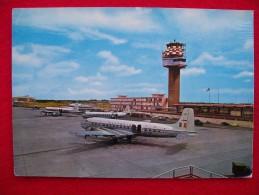 AEROPORTO ROMA FIUMICINO AEREI ALITALIA - Aerodromes