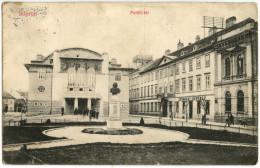 Sopron - Petofi-ter Old Postcard Travelled 1913? Bb160201 - Hongrie