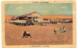 11 - Gruissan - Restaurant FABRE Sur La Plage - Autres Communes