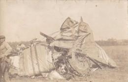 Francueil - Crash à St Georges Sur Cher - Septembre 1921 - Autres Communes