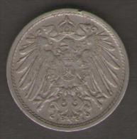 GERMANIA 10 PFENNIG 1913 - 10 Pfennig