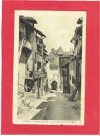ANNECY 1913 FAUBOURG PERRIERE CARTE EN BON ETAT - Annecy
