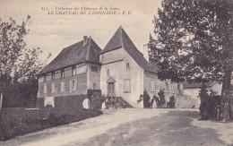 Collection Des Châteaux De La Loire - Le Château De L´espinasse - Saint Germain Laval