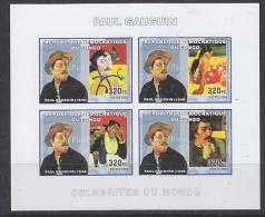 Congo 2006 Paul Gaugin/ Painter M/s IMPERFORATED ** Mnh (27005H) - Democratische Republiek Congo (1997 - ...)