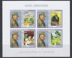 Congo 2006 Paul Cezanne / Painter M/s IMPERFORATED ** Mnh (27005L) - Ongebruikt