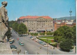 Zagreb, Hotel Esplanade Old Postcard Not Travelled Bb160201 - Croacia