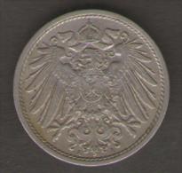 GERMANIA 10 PFENNIG 1911 - [ 2] 1871-1918 : Impero Tedesco