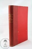 French Old Book - Du Sang, De La Volupté Et De La Mort - By Maurice Barres - Libros, Revistas, Cómics