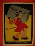 CPM ILLUSTRATEUR ATTWELL -PUB  SYMINGTONS - Attwell, M. L.